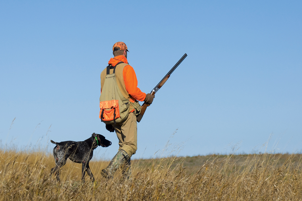 Kansas' Walk-In Hunting Access