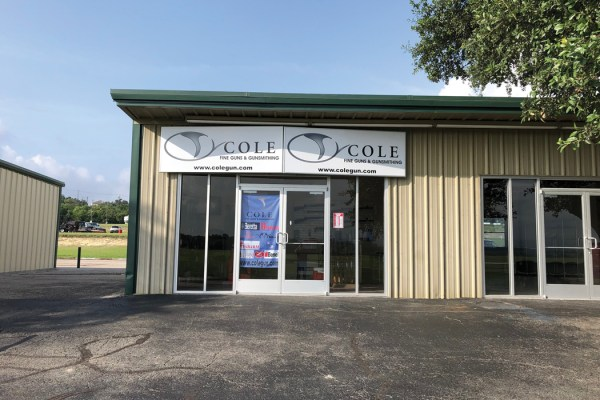Cole Expands to Texas