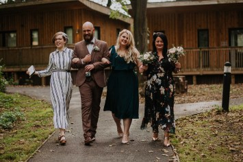 Woodlands Autumn Wedding