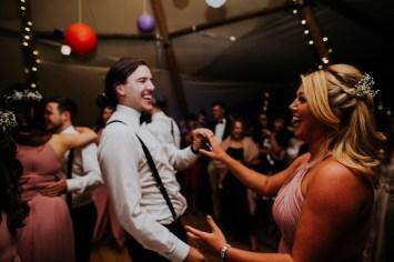 dance floor wedding photos tipi wedding