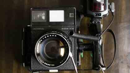 Shooting Instax Film Through A Medium Format Camera » Shoot