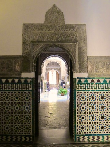 Royal Alcazar, Seville, Spain