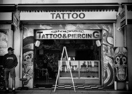 Tattoo, anyone?