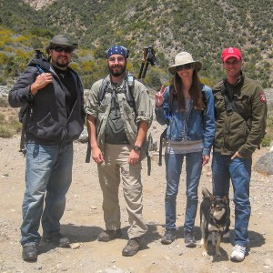 South Fork Campground: Trek to the Devil's Chair
