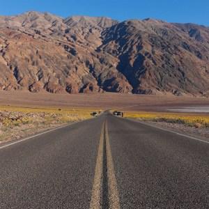 Death Valley: Golden Hour Landscapes