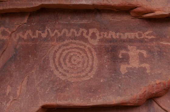 Southwest 2015 – Secret Petroglyphs and Slot Canyons