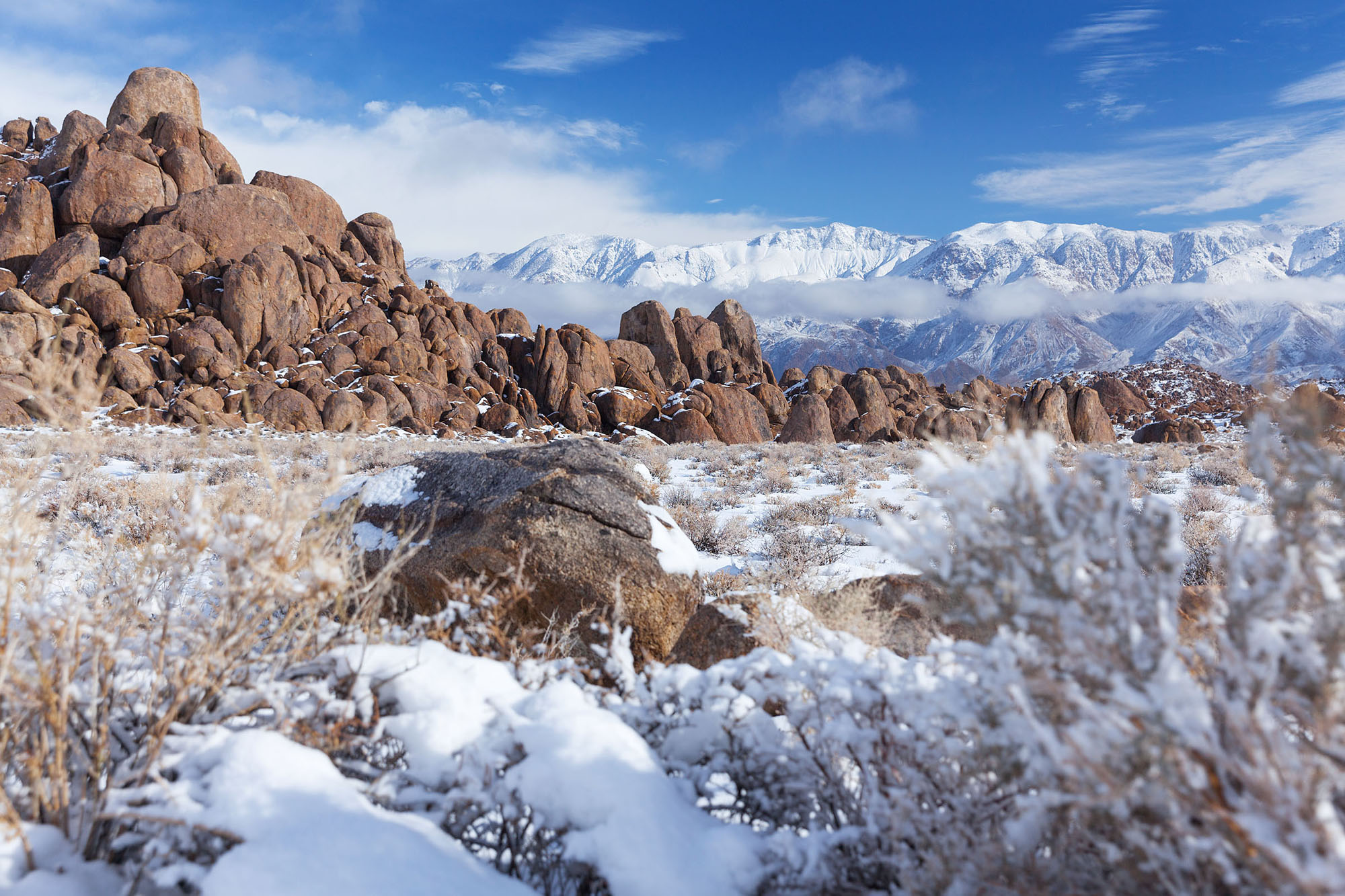 Lone Pine Winter Storm 2017 – Chapter 02