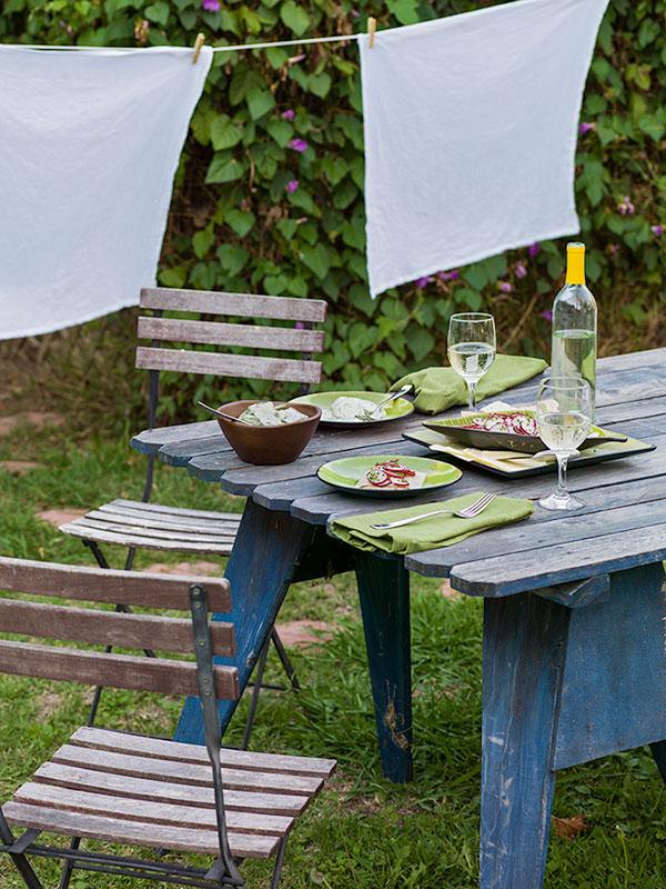 Summer Salad Picnic
