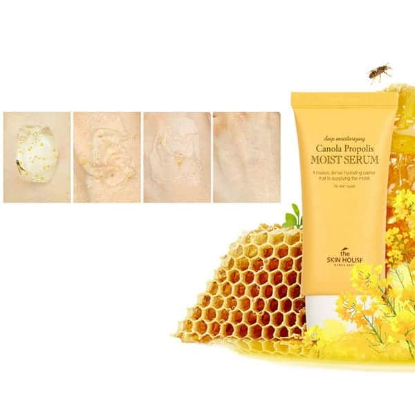 THE SKIN HOUSE Canola Propolis Moist Serum (Корейская косметика)