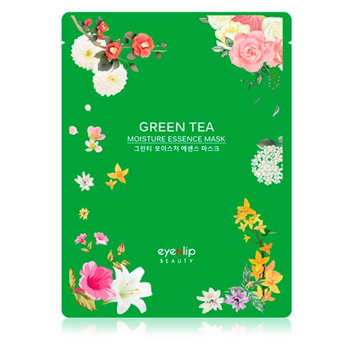 EYENLIP Moisture Essence Mask-Green Tea