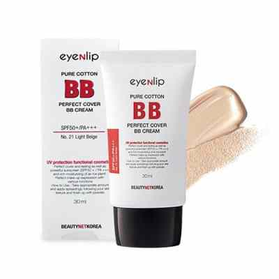 EYENLIP Pure Cotton Perfect Cover BB Cream (30ml)