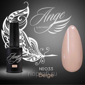 Ange Гель лак  Beige №33