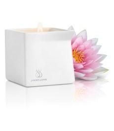 Jimmyjane Afterglow Massage Candle Pink Lotus - Shop-Naughty.co.uk
