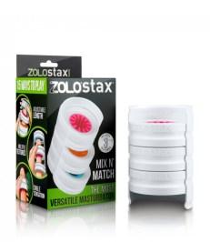Zolo Stax Mix n Match Masturbator - Shop-Naughty.co.uk