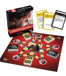 Discover Your Lover Classic Adult Board Game - Shop-Naughty.co.uk