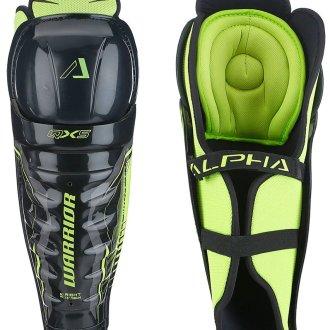 Щитки Warrior Alpha QX 5