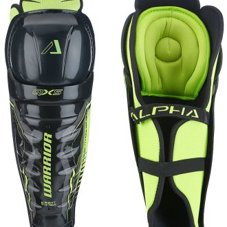 Щитки Warrior Alpha QX 5