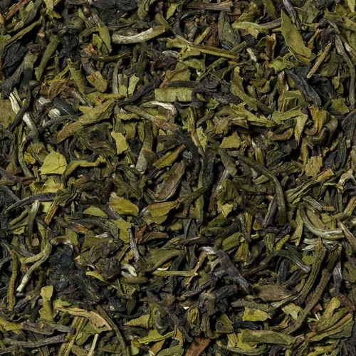 Assam Green - grüner Tee aus Nordindien