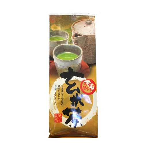Genmaicha ist Bancha mit geröstetem Reis
