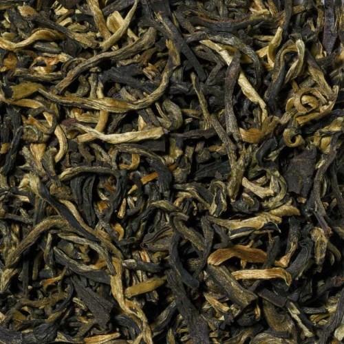 Milder Schwarztee aus der Provinz Hunan in China