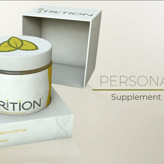 3trition Personalized Supplement Formula