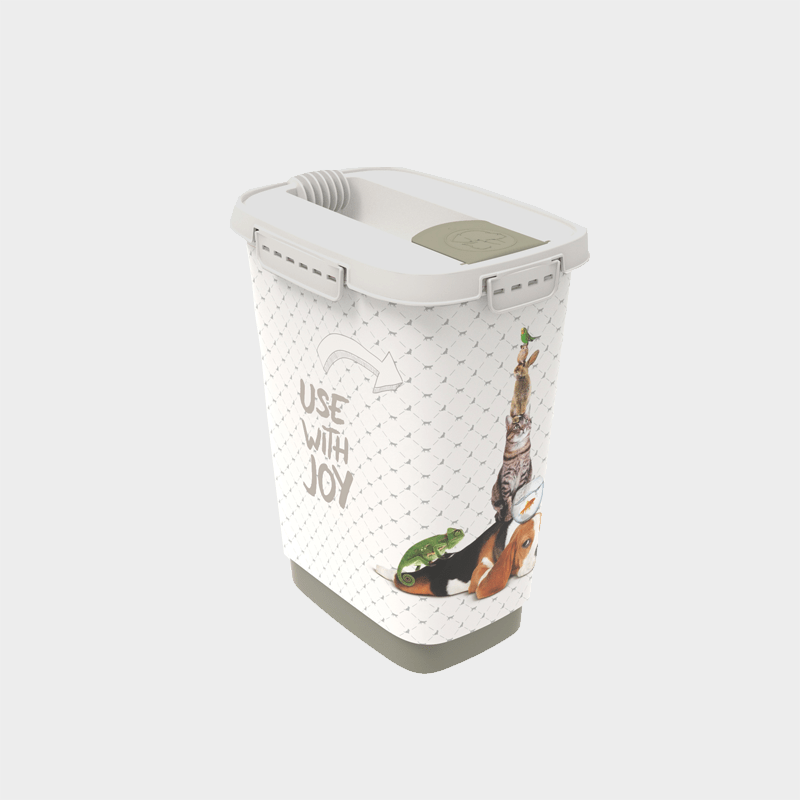 Design JOY feed container Cody 10 l by Rotho MyPet