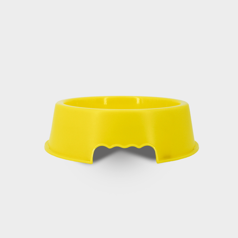 1 l Futternapf von Mecanhor in gelb