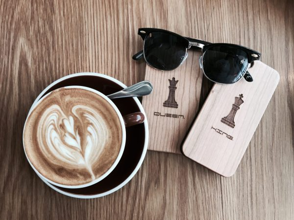 Personalise Wooden Phone Cases