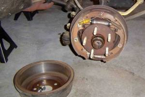 How to Convert Your Old Front Drum Brakes to Newer Disc Brakes