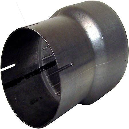 exhaust adapter 4 inch id to 5 inch od adapter aluminium