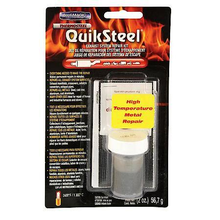 thermosteel exhaust system repair kit