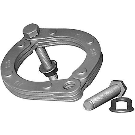 universal exhaust split flange 2 1 4 22 to 2 1 2 22