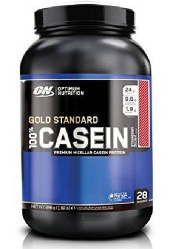 Gold Standard 100% Casein - 908g - Optimum Nutrition