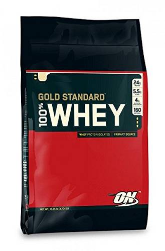 Gold Standard 100% Whey - 4545g - Optimum Nutrition