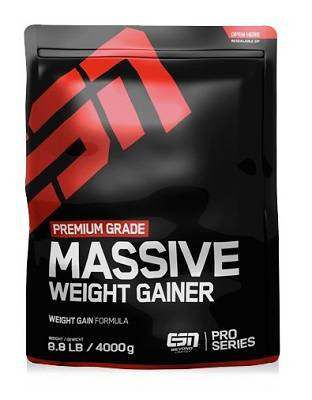 Massive Weight Gainer - 4000g (4kg) - ESN