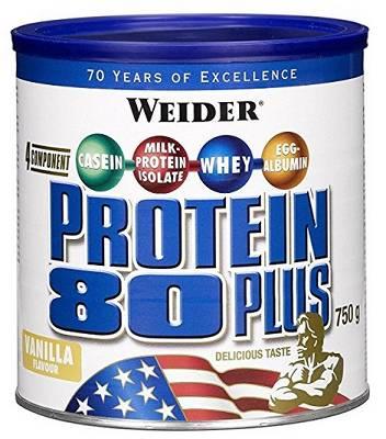 Protein 80 Plus - 750g - Weider