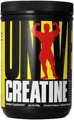 Universal Creatine (Creapure) - 500g - Universal Nutrition