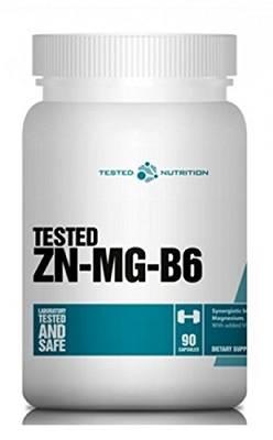 ZN-MG-B6 - 90 Kapseln - Tested Nutrition