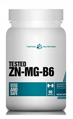 ZN-MG-B6 - 90 Kapseln - Tested Nutrition