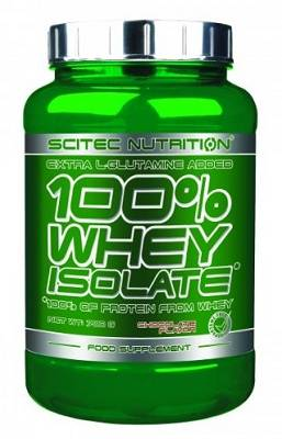 100% Whey Isolate - 700g - Scitec Nutrition