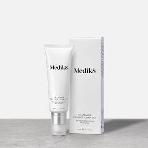 Medik8 Calmwise Colour Correct ερυθρότητα ευρυαγγίες ευαίσθητο δέρμα καλλυντικά