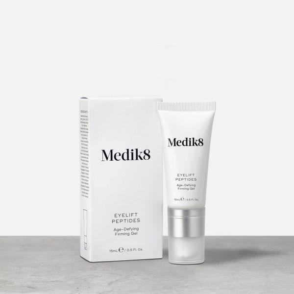 Medik8 Eyelift Peptides καλλυντικά αντιγήρανση ρυτίδες ματιών μαύροι κύκλοι