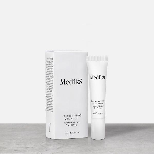 Medik8 Illuminating Eye Balm μάτια μαύροι κύκλοι λεύκανση καλλυντικά