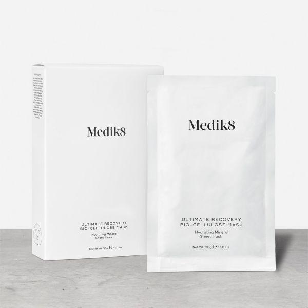 Medik8 Ultimate Recovery Bio-Cellulose Mask μάσκα προσώπου καλλυντικά ενυδάτωση