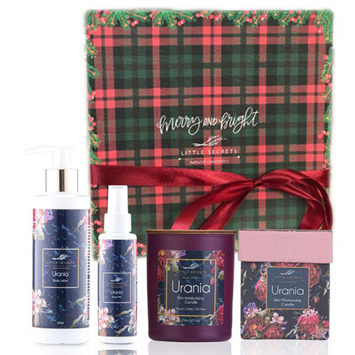 Little Secrets Urania Merry and Bright Xmas Gift Set