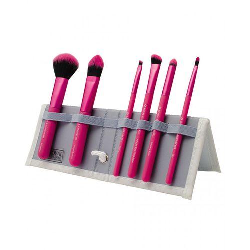 Moda Royal Brush Total Face Set Pink πινέλα μακιγιάζ