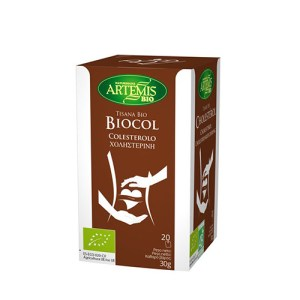 Artemis Bio Μείγμα Βοτάνων για Χοληστερίνη τσάι