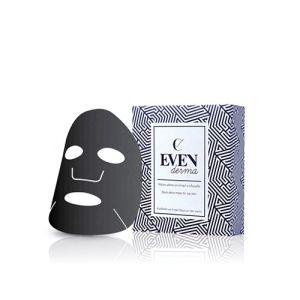 Evenderma Black Mask for Oily Skin πρόσωπο μάσκα λιπαρό δέρμα