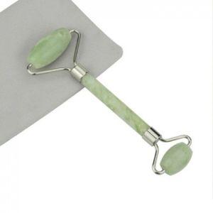 Jade Roller Νεφρίτη λάμψη τόνωση σύσφιξη beauty tools