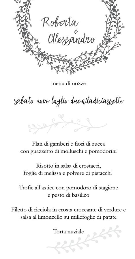 menu-b&w